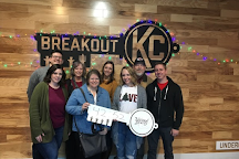 Breakout KC Escape Rooms, Leawood, United States