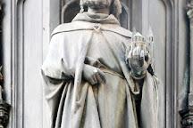 Karel IV. Monument, Prague, Czech Republic