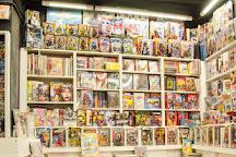 Continuara Comics, Barcelona, Spain