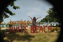 Santiago Bay Beach, San Francisco, Philippines