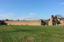 Villa di Massenzio, Rome, Italy