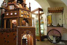 Museum of chocolate and marzipan Tabor, Tabor, Czech Republic