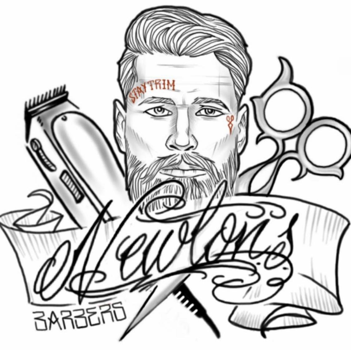 Newton's Barbers