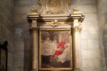 Chapelle du Centre Diocesain, Besancon, France