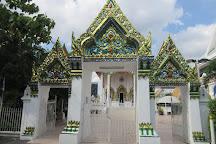 Wat That Thong, Bangkok, Thailand