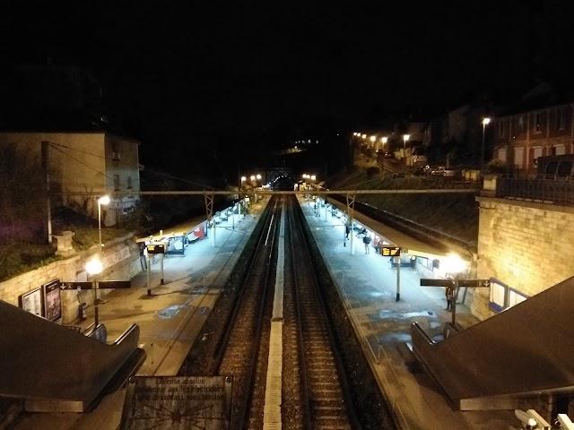 RER-Meudon-Val Fleury