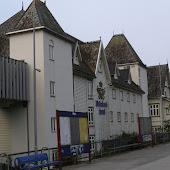 Автобусная станция   Voss stasjon