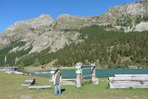 Lake Silvaplana, Silvaplana, Switzerland