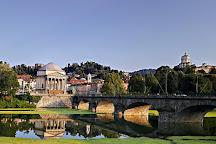 Ponte Vittorio Emanuele I, Turin, Italy