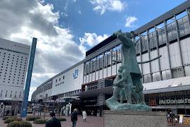 Железнодорожная станция  Okayama