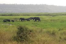 Parque Nacional da Quiçama, Muxima, Angola