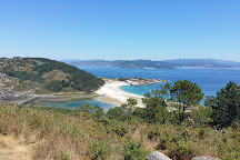 Playa de Rodas, Cies Islands, Spain