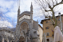 Església parroquial de Sant Bartomeu de Sóller, Soller, Spain