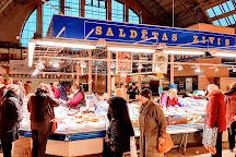 Central Market (Centraltirgus), Riga, Latvia