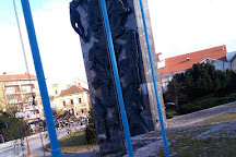 War and Peace Memorial, Celje, Slovenia