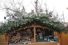Barock-Weihnachtsmarkt, Ludwigsburg, Germany