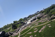 Falls Park, Sioux Falls, United States