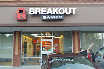 Breakout Games - Chattanooga, Chattanooga, United States
