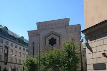 The Great Synagogue of Stockholm, Stockholm, Sweden
