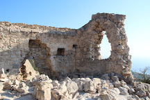 Monolithos Castle, Rhodes, Greece