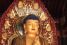 Dacien Temple, Xi'an, China