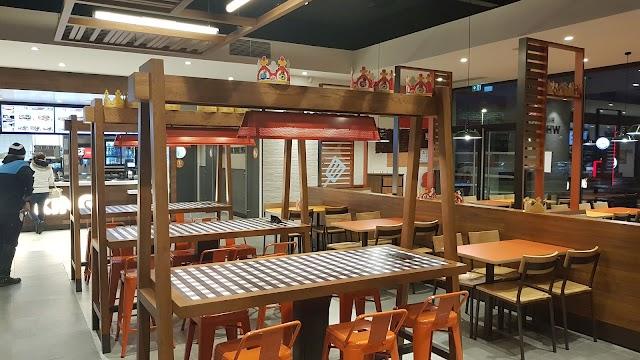 Burger King Saint-Avold
