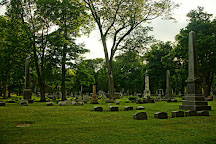 Woodlawn Cemetery of Elmira, Elmira, United States