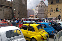 Piazza del Duomo, Pistoia, Italy