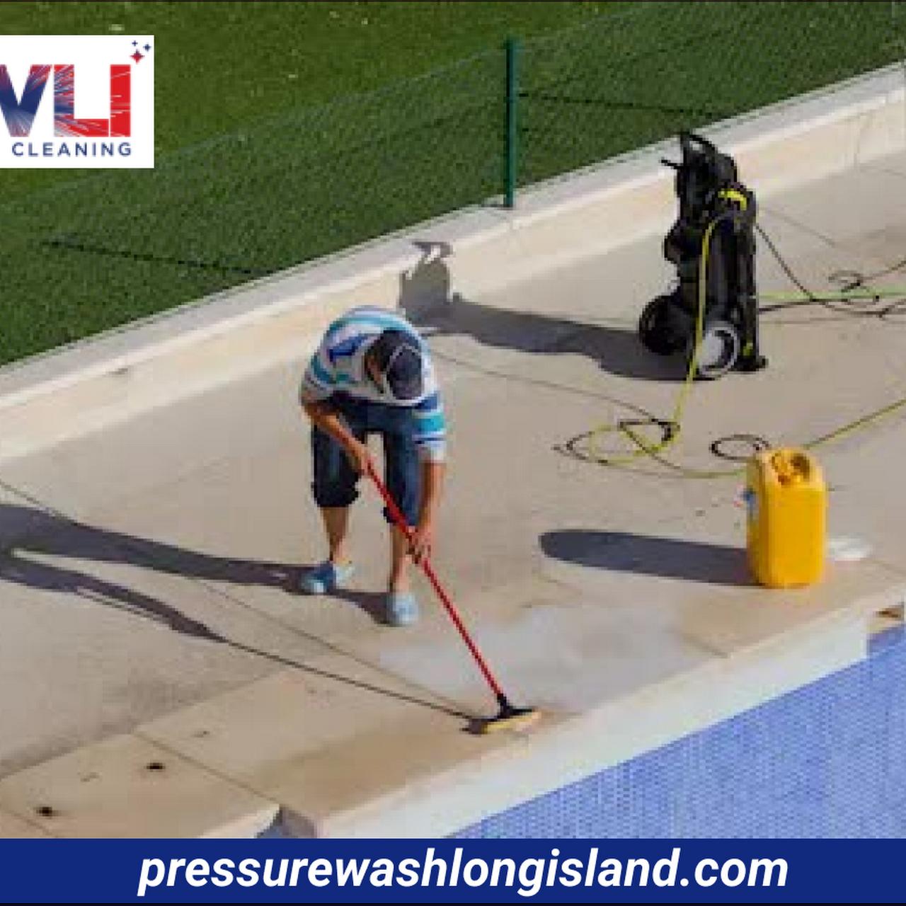 Pressure Washing Long Island