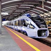 Железнодорожная станция  Katowice