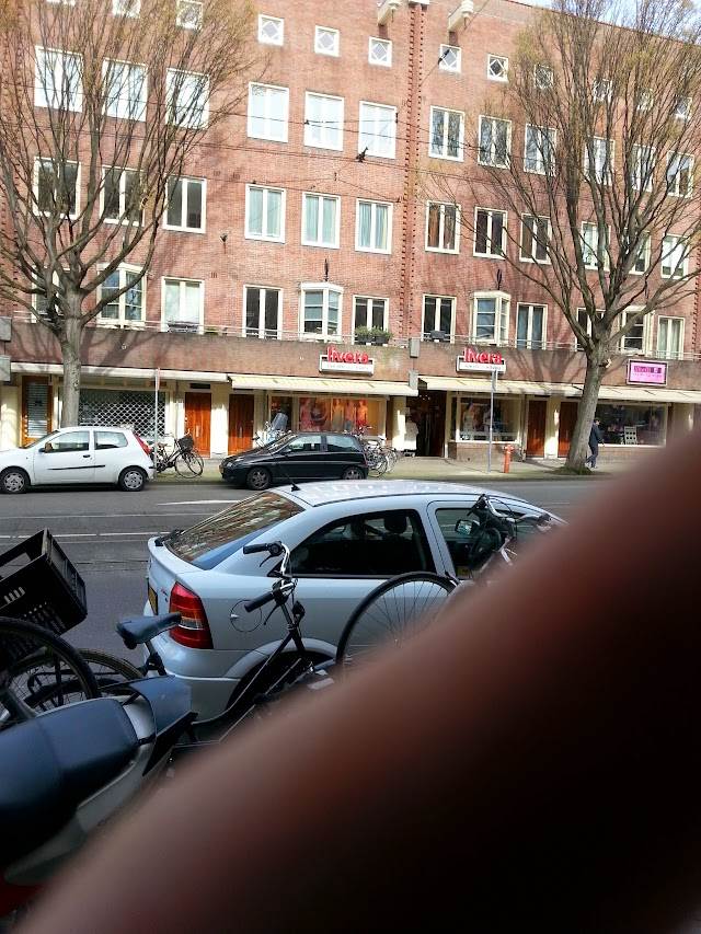 Amsterdam, Hoofddorpplein