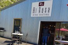 Mt Rosa Wines, Queenstown, New Zealand