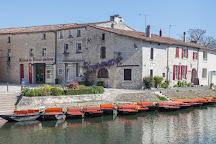 Maison du Marais Poitevin, Coulon, France