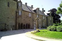 L'Abbaye Notre-Dame, Lonlay-l'Abbaye, France