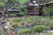 Honma Art Museum Garden, Sakata, Japan