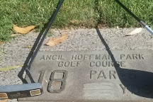 Ancil Hoffman Golf Course, Carmichael, United States
