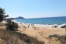 Romanos Beach, Pylos, Greece