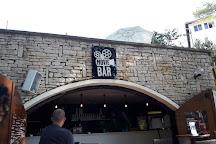 Movie Lounge Bar, Rabac, Croatia