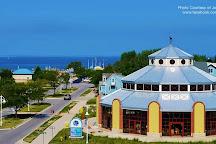 Silver Beach Carousel, Saint Joseph, United States