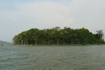 Isla Principal Topoxte, Peten, Guatemala