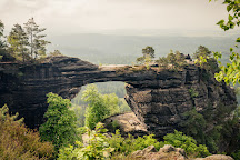 Bohemian Switzerland National Park, Bohemia, Czech Republic
