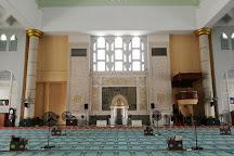 Kota Kinabalu City Mosque, Kota Kinabalu, Malaysia