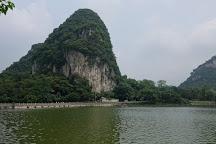 Dalongtan Scenic Resort, Liuzhou, China