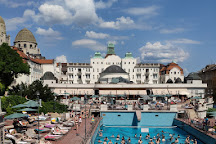 St. Gellert Thermal Bath and Swimming Pool, Budapest, Hungary
