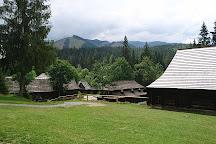 Museum of Orava Village, Zuberec, Slovakia