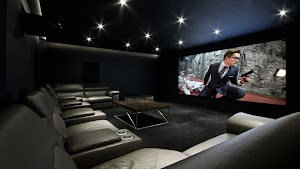 Custom Controls - Home Cinema & Crestron Smart Homes