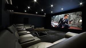 Custom Controls - Home Cinema & Crestron Smart Homes