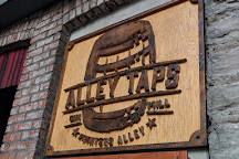 Alley taps, Nashville, United States