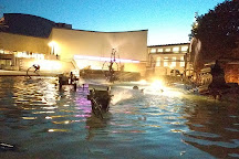 Tinguely-Brunnen, Basel, Switzerland