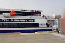 Marmaris Marina, Marmaris, Turkey